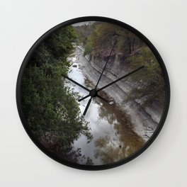 Texas 2 Wall Clock