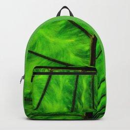 Leaf veins Backpack
