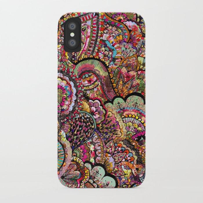 Her Hair - Les Fleur Edition iPhone Case
