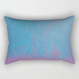 evaporate Rectangular Pillow