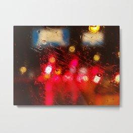 Rainy DayZ 38 Metal Print