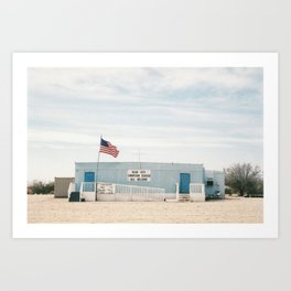 Desert Dreams 8 Art Print