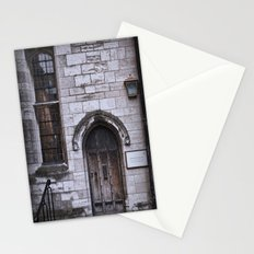 Lincoln Cathedral Refectory Door Stationery Cards