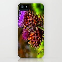The Colour Purple iPhone Case
