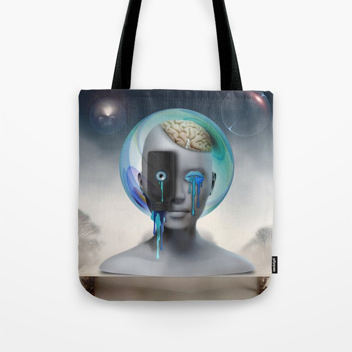Not Your Ancient Egyptian Grandmother's Apothecary Tote Bag