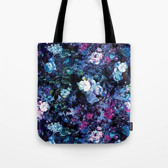 RPE FLORAL X Tote Bag