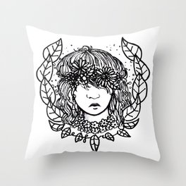 -sonder- Throw Pillow