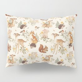 Fawn & Friends Pillow Sham