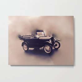 Antique Anderson-Vintage Classic Car Metal Print