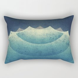Europa - The Great Lakes Rectangular Pillow