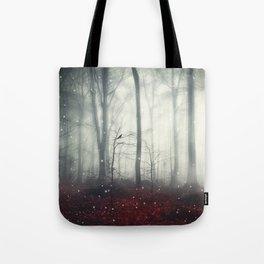 Spaces VII - Dreaming Woodland Tote Bag
