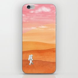Olympus Mons iPhone Skin