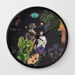 Virgo- Zodiac Wildlife Series Wall Clock