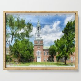 Dartmouth College Serving Tray