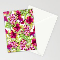 Classic Purple Stationery Cards
