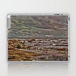 Baltic Sea at Kaltene West Coast Latvia Laptop & iPad Skin