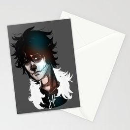 Prince of hell Stationery Cards