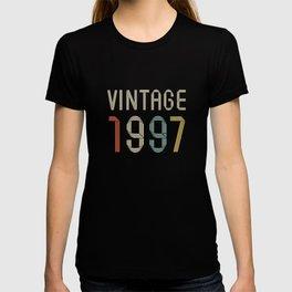 1997 21 years old birthday T-shirt