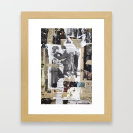 Sorry I am such a loser Framed Art Print