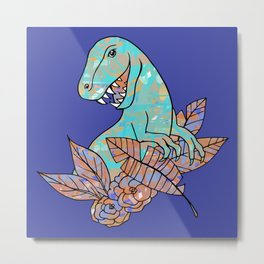 Sue the T-Rex Metal Print