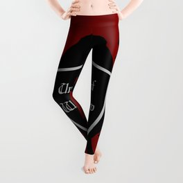 Univeristy of witchcraft and dragons Leggings