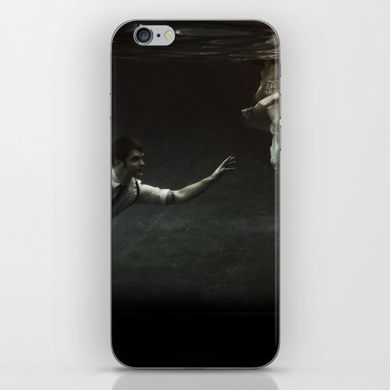abyss of the disheartened : X iPhone & iPod Skin