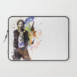 Han Solo From Star Wars  Laptop Sleeve
