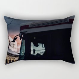 TTC Metro - #views series Rectangular Pillow
