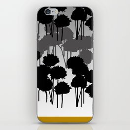 Hombre Chives iPhone Skin