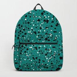 Speckled Emerald Backpack