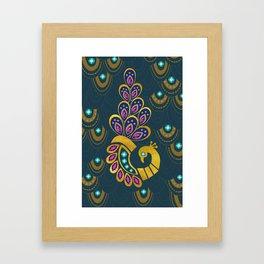 Plume Bijoux Framed Art Print