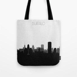 City Skylines: Buffalo Tote Bag