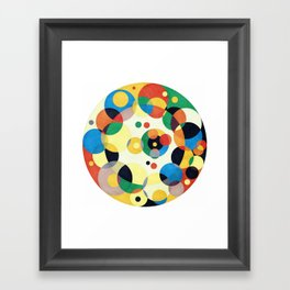 Well Hidden Framed Art Print