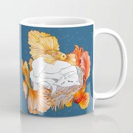 Cat dreams Coffee Mug
