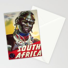 Advertisement South Africa Stationery Cards