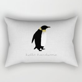 Hello Handsome Rectangular Pillow