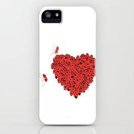 Valentine's Heart iPhone Case