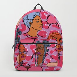 Autumn Babes - Lilac Backpack