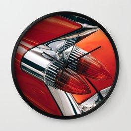 Vintage car phare Wall Clock