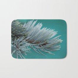 Blue spruce 3 Bath Mat