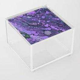 Purple River Acrylic Box