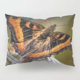 Painted Lady Pillow Sham