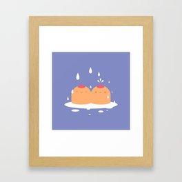 Milk Duds Framed Art Print
