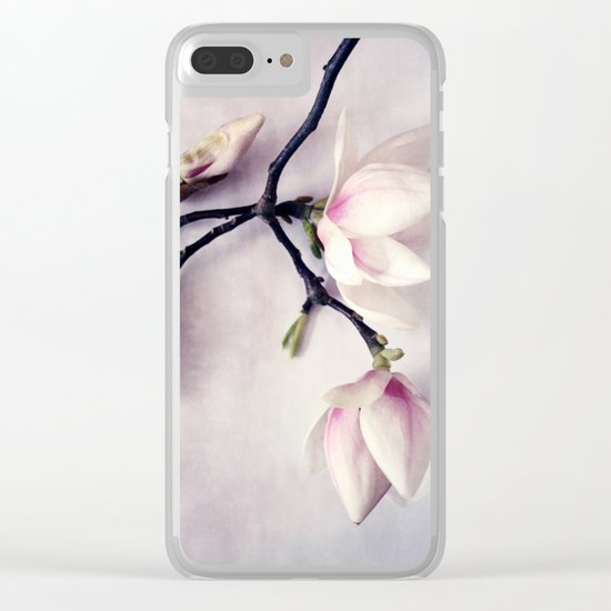As long we have dreams Clear iPhone Case