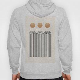 Minimal Geometric 105 Hoody