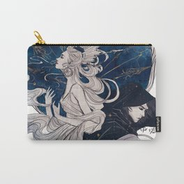 The Sun, the Moon and the Star Carry-All Pouch
