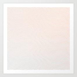 Pillow1 Art Print