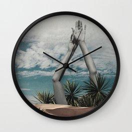 Somebody Anybody Wall Clock