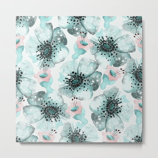 Flowers 171 Metal Print