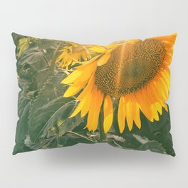summer in the fields Pillow Sham